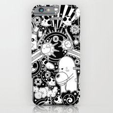 Clutch (Black & White version) iPhone 6s Slim Case