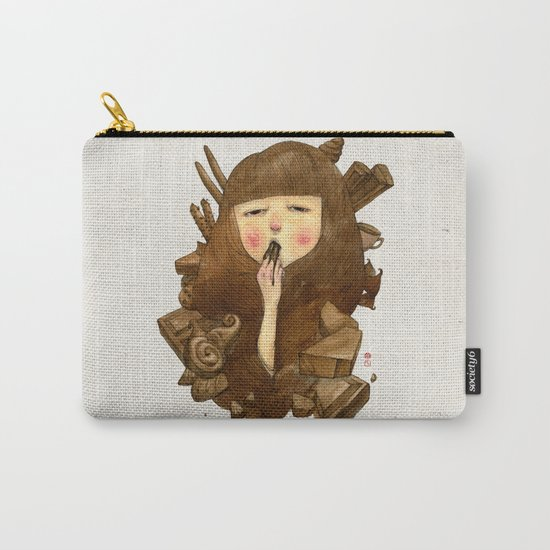 Chocoholic Carry-All Pouch