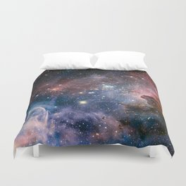 The Carina Nebula Duvet Cover