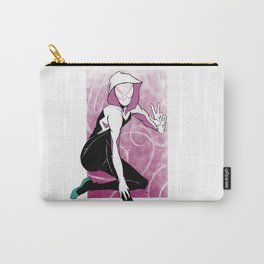 Spider-gwen Peace Carry-All Pouch