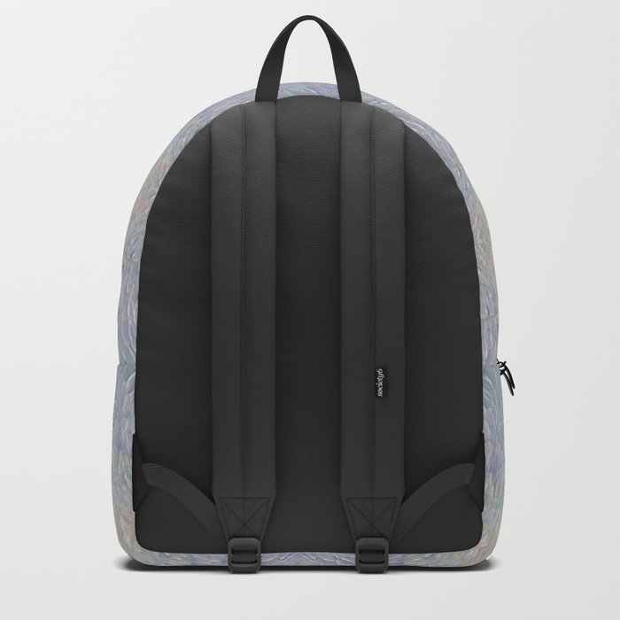 Opal Feathers Backpack