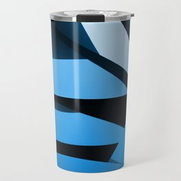 Blue Mystery Travel Mug