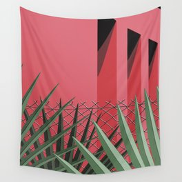 In Tropics Wall Tapestry