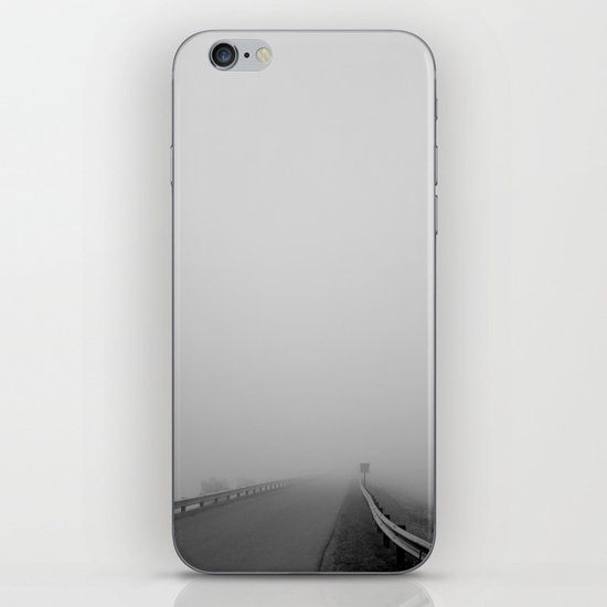 End of the Line iPhone Skin