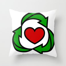 U cAN EvEn RecIcLe ThIs Throw Pillow