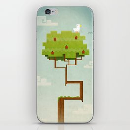 Apple Tree iPhone Skin