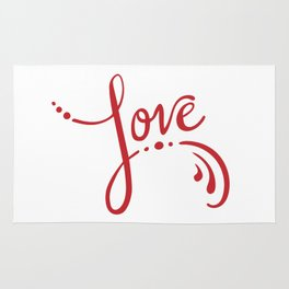 Love is All You Need Rug