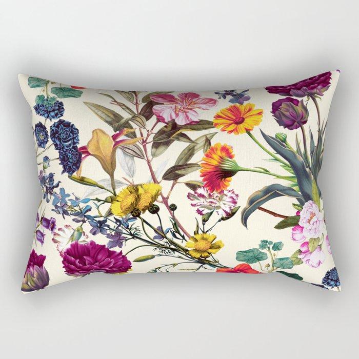 Magical Garden V Rectangular Pillow