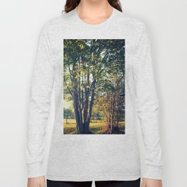 Tree in the Light Long Sleeve T-shirt