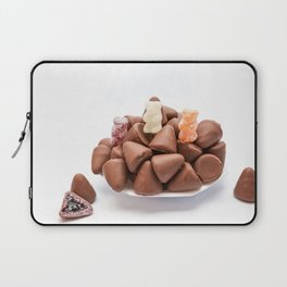 the cuberdons chocolate Laptop Sleeve