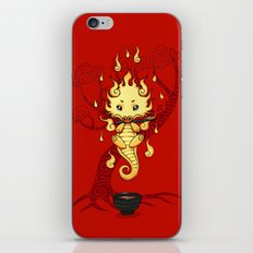 Dragon Tea iPhone & iPod Skin