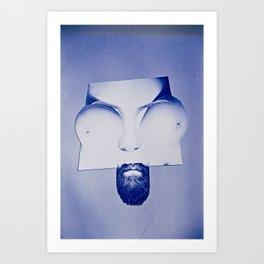 Collágeno Art Print