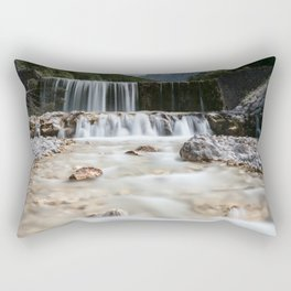 Stunning scenery at Krnica valley, Slovenia Rectangular Pillow