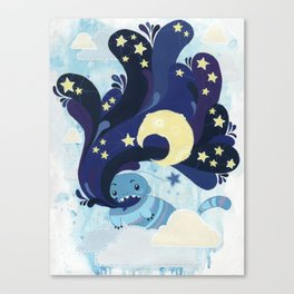 Nightmaker Canvas Print