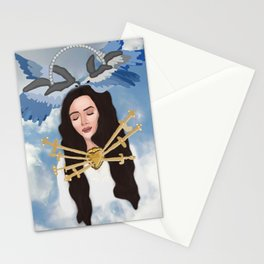 Angelic Del Rey Stationery Cards