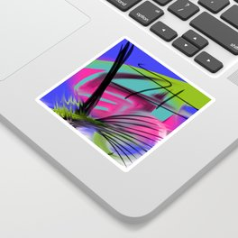 Peafowl Sticker