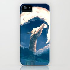 La fable de la girafe iPhone (5, 5s) Slim Case