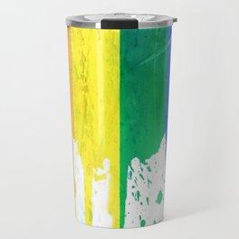 Pride Popart by Nico Bielow Travel Mug