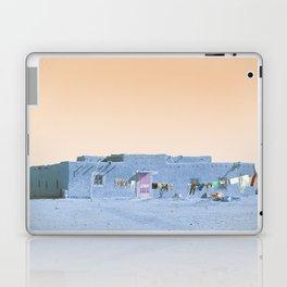Moroccan Dar in Blue Laptop & iPad Skin