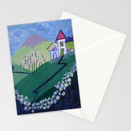 Tiny Houses Stationery Cards
