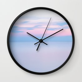 Fire Unlit Wall Clock