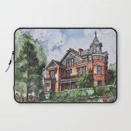 Armstrong Mansion Laptop Sleeve