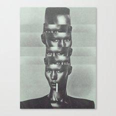 GRAAACE JONES Canvas Print