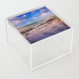 City Pier on Anna Maria Island Acrylic Box