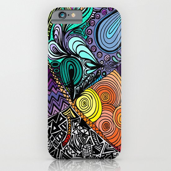 Extrovert iPhone & iPod Case