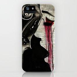 A woman named Cello iPhone Case