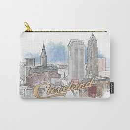 Cleveland, Ohio Carry-All Pouch