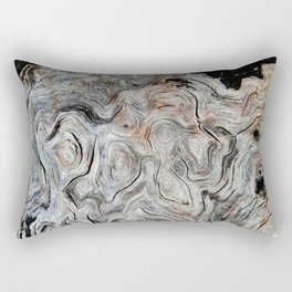 Van Goghs Wood No1 Rectangular Pillow