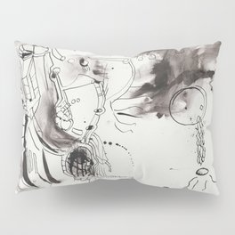 questioning the muse (again) Pillow Sham