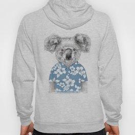 Summer koala (color version) Hoody