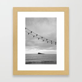 Benidorm Framed Art Print
