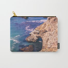 Big Sur California Cliffs Carry-All Pouch