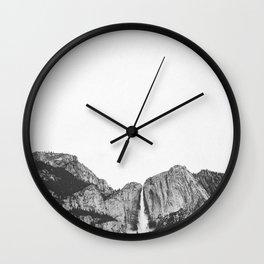 YOSEMITE / California Wall Clock