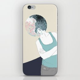 YING-YANG iPhone Skin