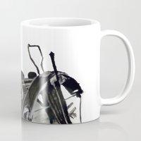 daryl Mugs featuring Daryl Dixon by Brittany Ketcham