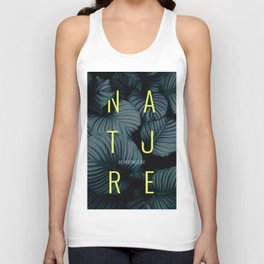 Be inspired by nature Unisex Tank Top