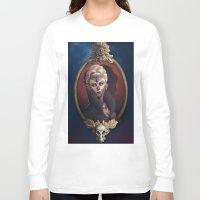 goddess Long Sleeve T-shirts featuring GODDESS by Katrine Leyva