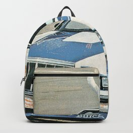 Union 76 Grand National Regal T-type Indy Pace Car Backpack