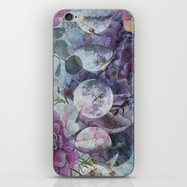 Winter Moon iPhone Skin