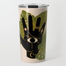 Mystic Hand Travel Mug