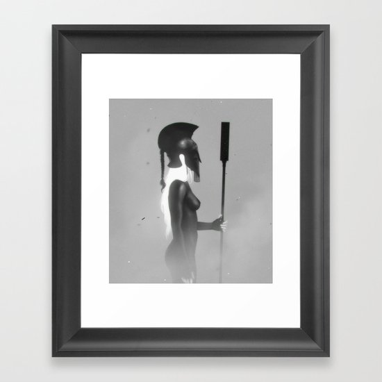 The Hollow.  Framed Art Print