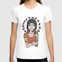 simpson T-shirts featuring Saint Simpson by A+A Noisome Art