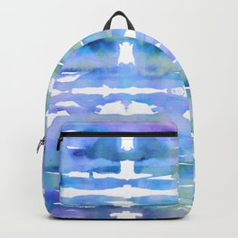 Tie Die Serenity Backpack