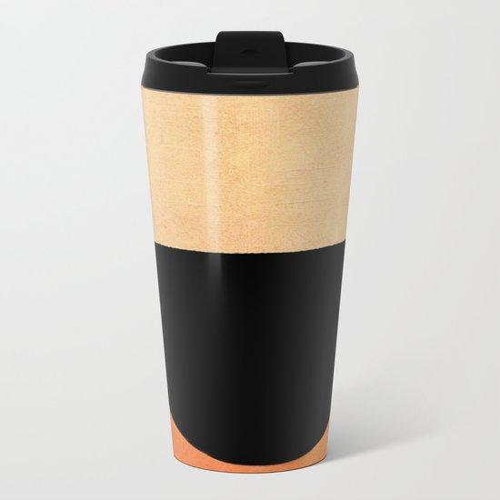 Inverse Metal Travel Mug