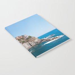 Cinque Terre   Italy City Travel Landscape Coastal Photography Notebook