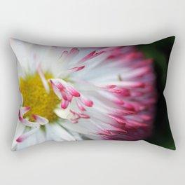 Bellis Perennis Habanera Rectangular Pillow